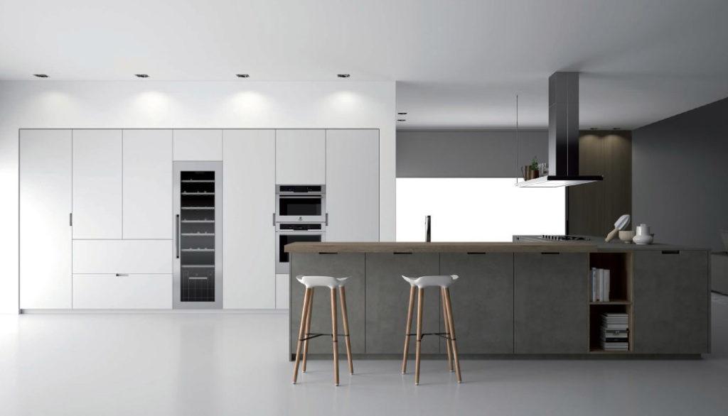 Doimo cucine teti arredamenti - Cucine salone del mobile 2017 ...