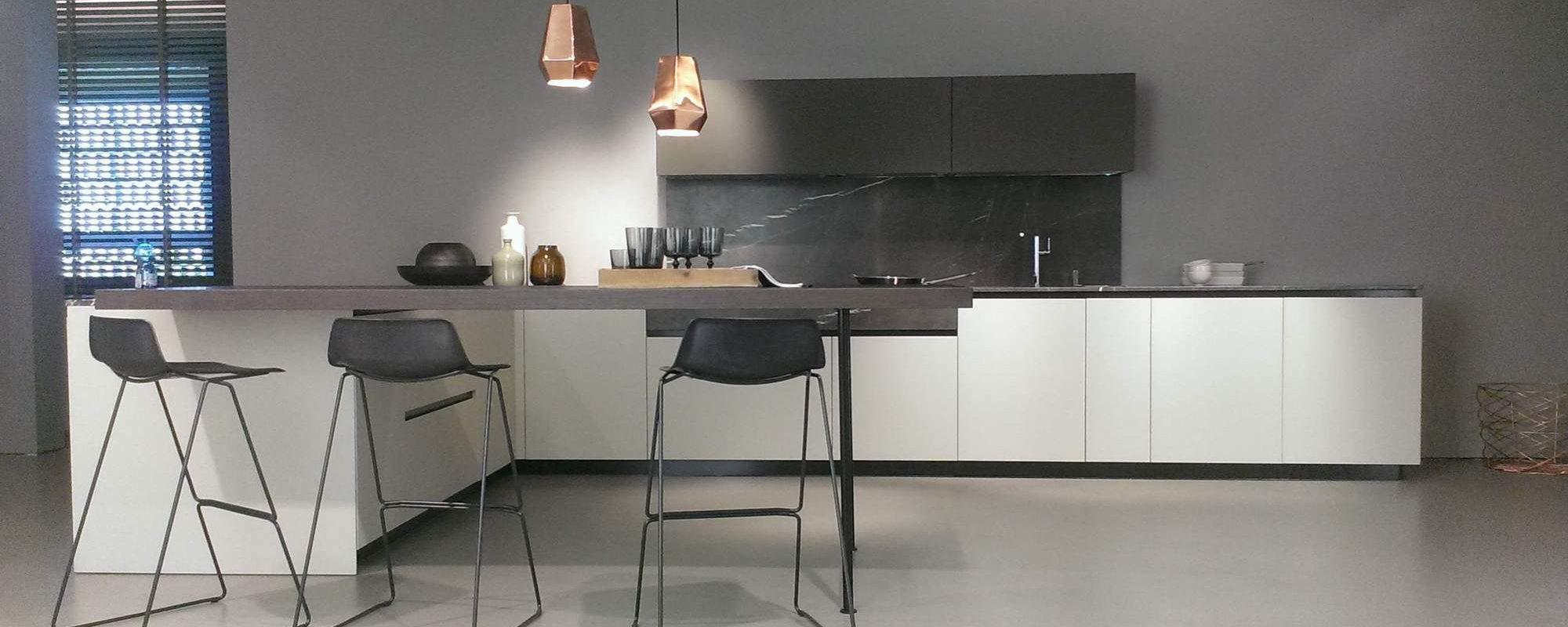 Doimo cucine e il nuovo modello materia teti arredamenti for Arredamenti 2000