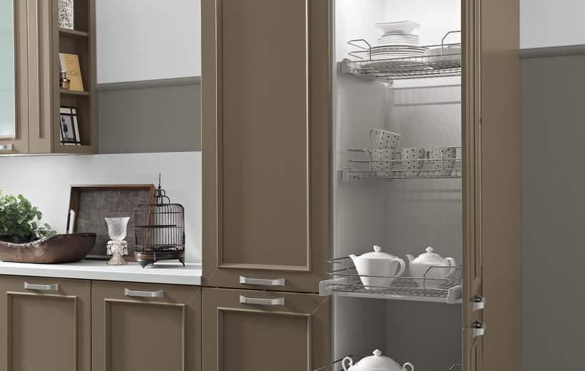 Beautiful Cucina Romantica Febal Pictures - Schneefreunde.com ...