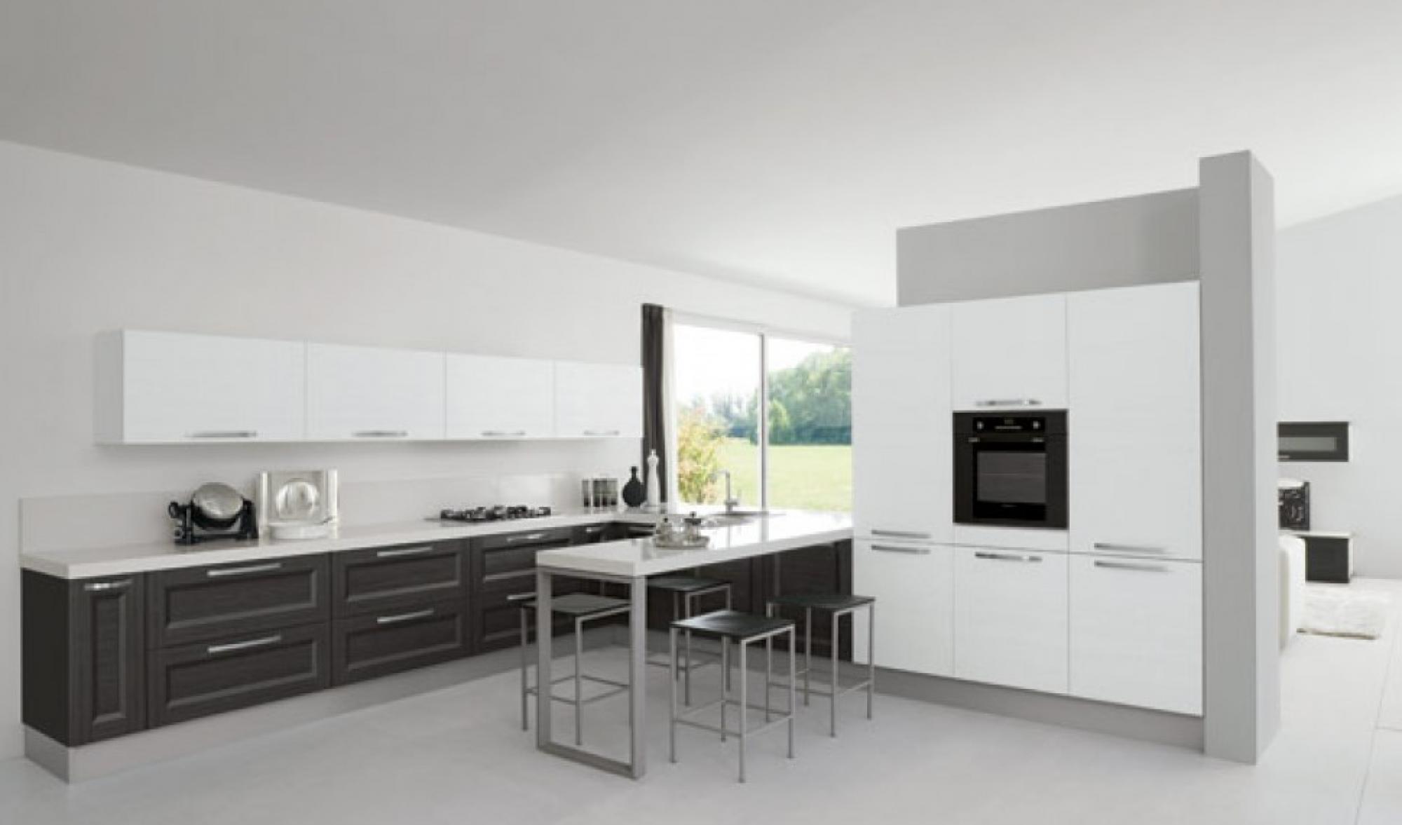 Soggiorno Cucina Open Space Moderno. Soggiorno Cucina Open ...