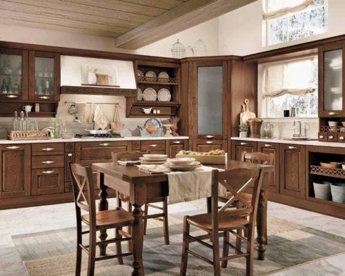 Cucine Classiche | Teti Arredamenti