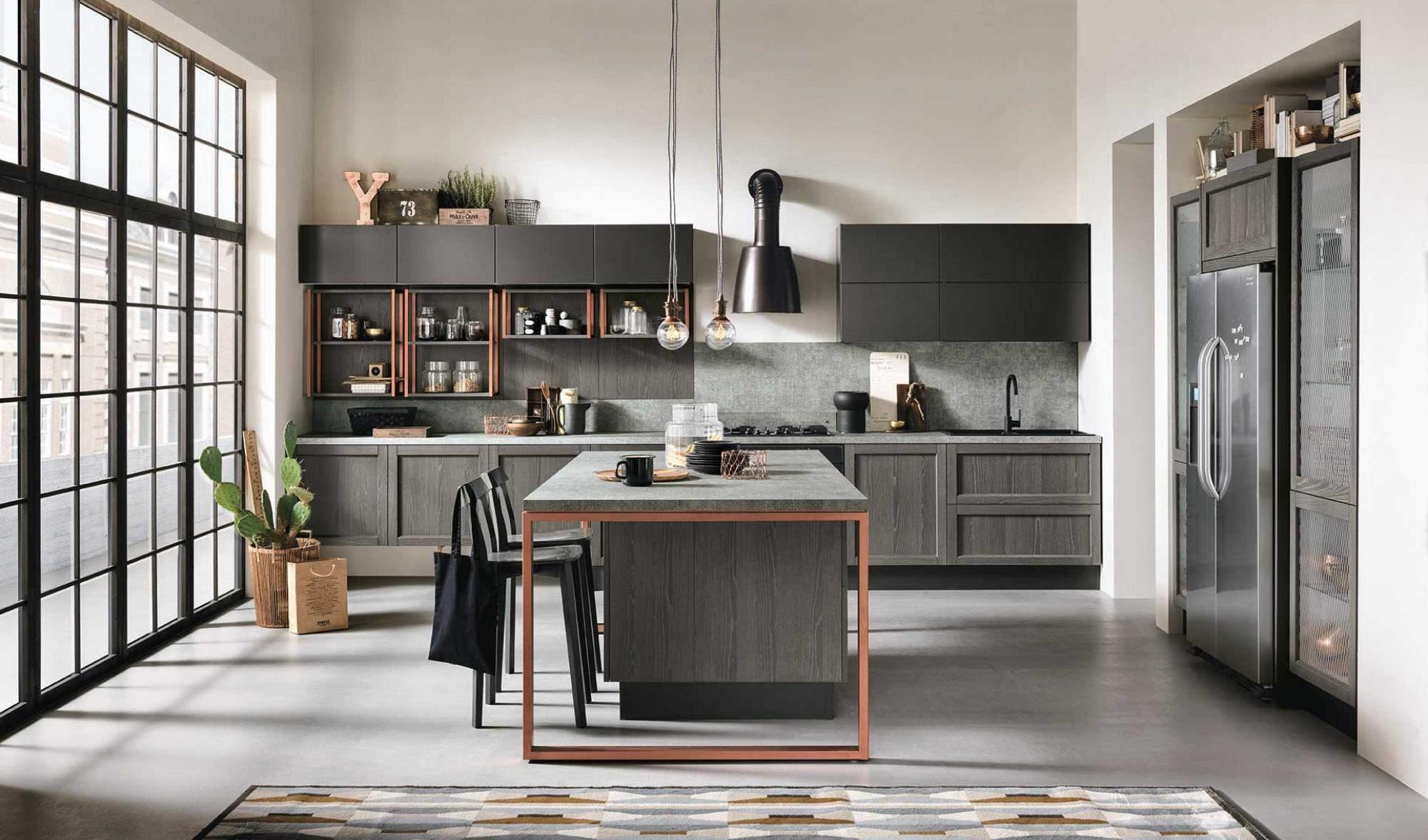 Cucina artec teti arredamenti teti arredamenti - Cucine urban style ...