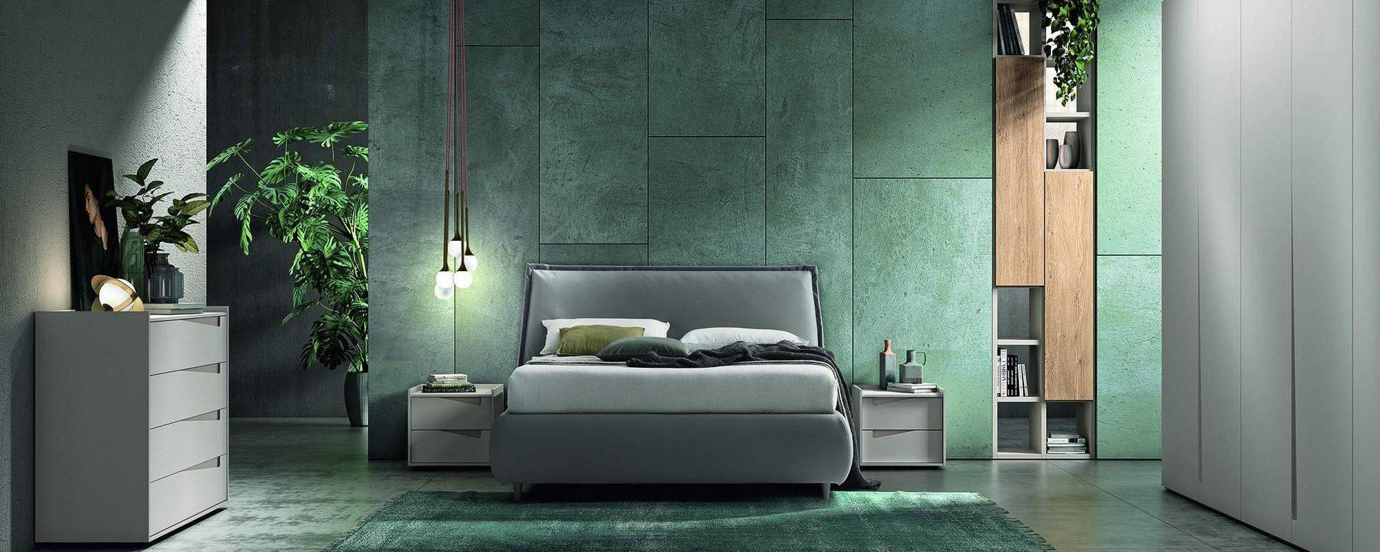 Una zona notte da sogno 3 0 con vitality di colombini for Arredamenti interni da sogno